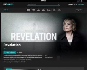 ABC's revelation with Sarah Ferguson